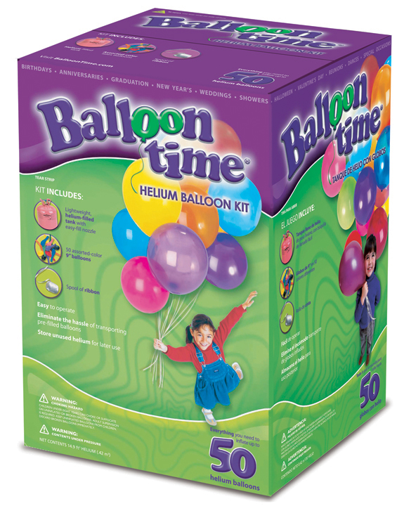 50 Balloon Kit