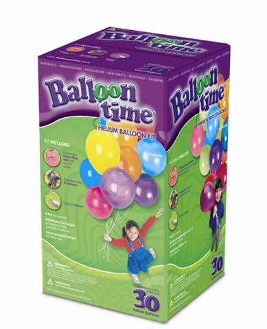 30 Balloon Kit